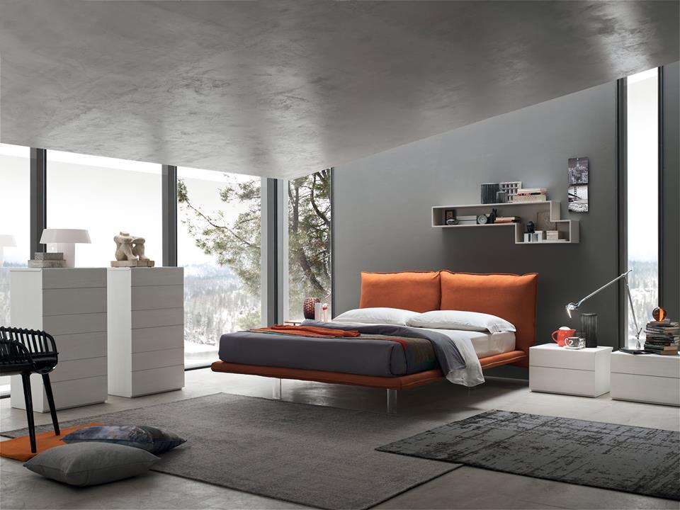 Camere da letto spar letto matrimoniale spar mobilstella - Arredamenti per camere da letto ...