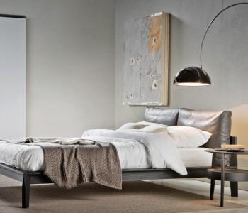 Letti flou camere da letto poliform poltrona frau vitale for Rugiano arredamenti