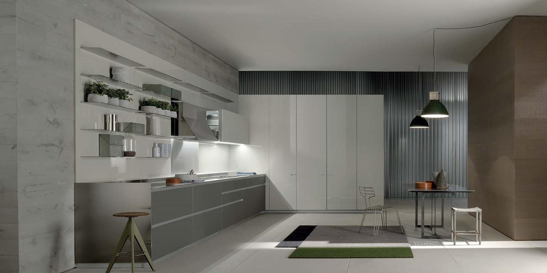 Cucine moderne, Valcucine, Ernestomeda|Vitale Arredamenti Benevento