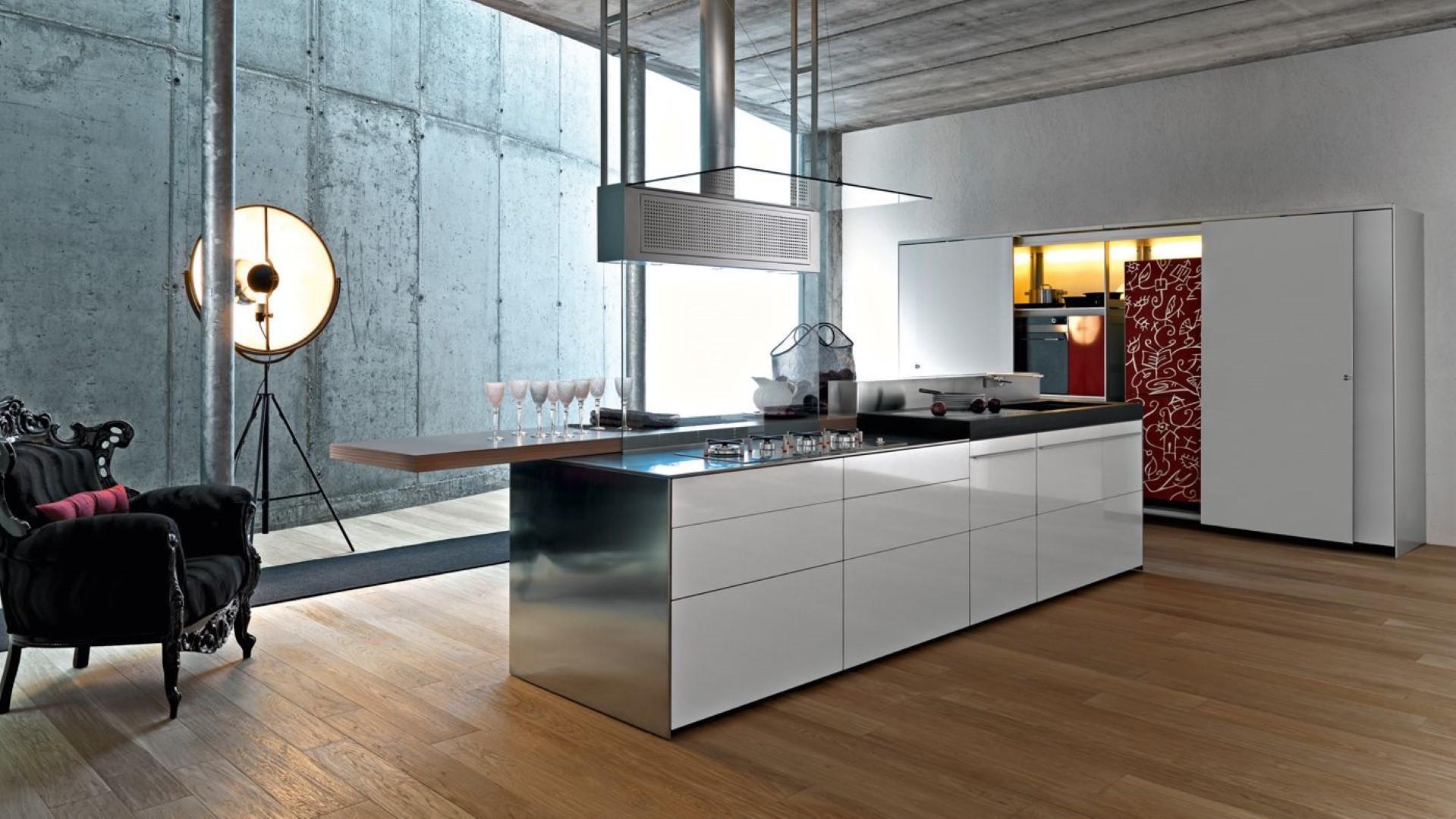 Cucine moderne, Valcucine, Ernestomeda Vitale Arredamenti Benevento