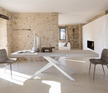 Tavolo Cosmic Calligaris. Excellent Tavolo Moderno Mod Astral ...