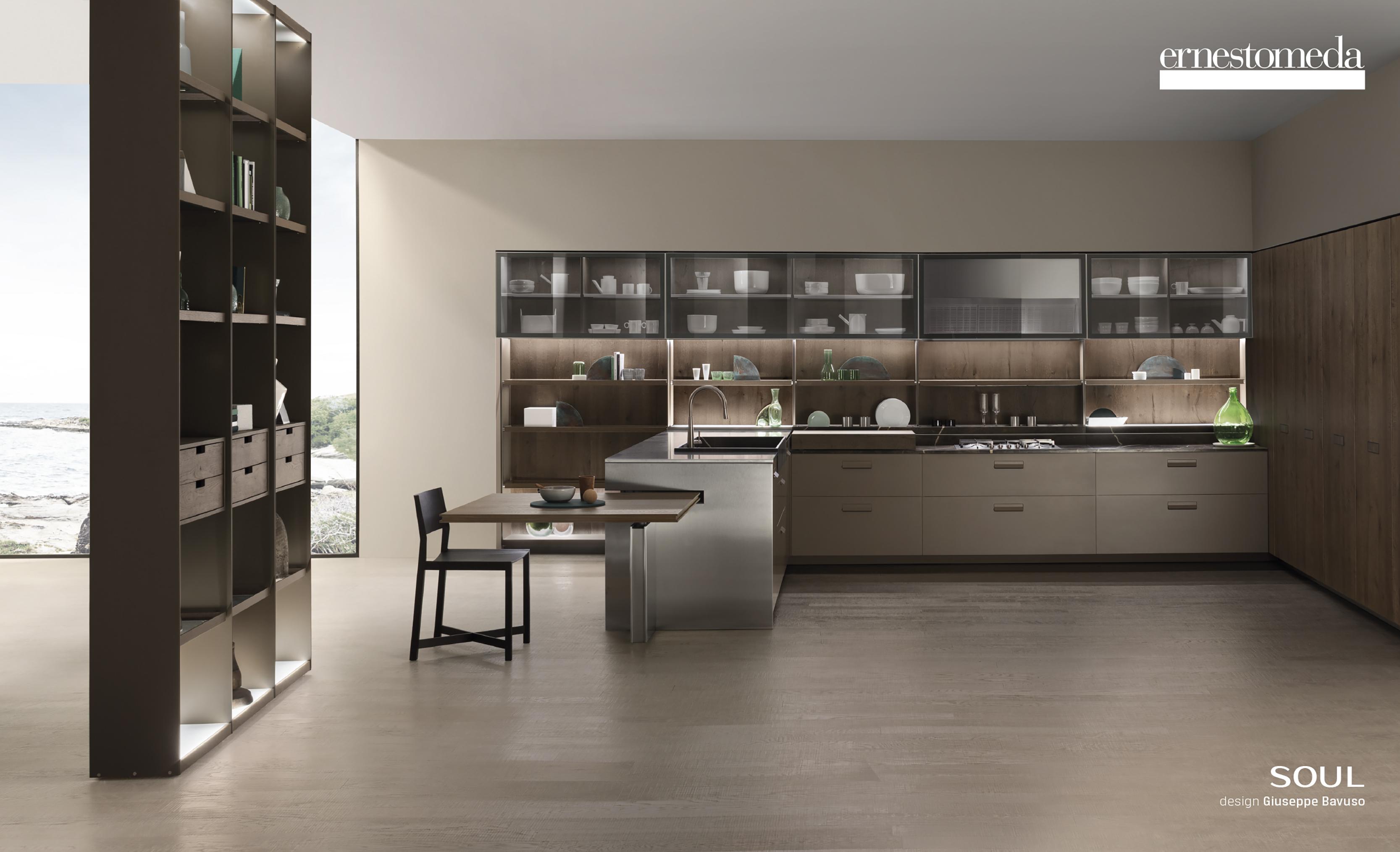 Cucine moderne valcucine ernestomeda vitale arredamenti for Arredamenti benevento